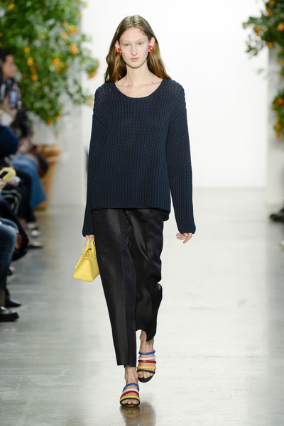 Mansur Gavriel Spring 2018 Ready-to-Wear - Look #25
