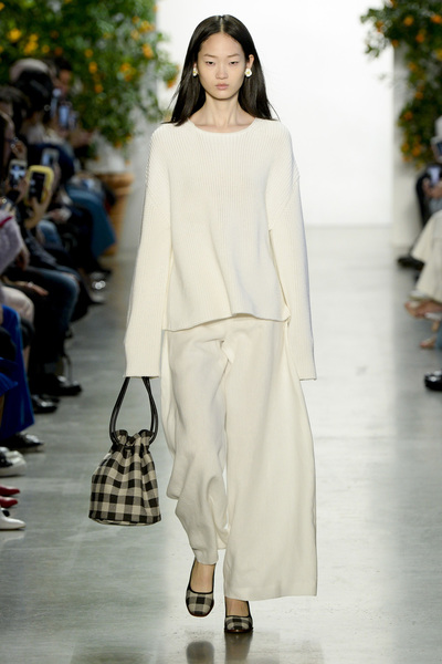 Mansur Gavriel Spring 2018 Ready-to-Wear - Look #4
