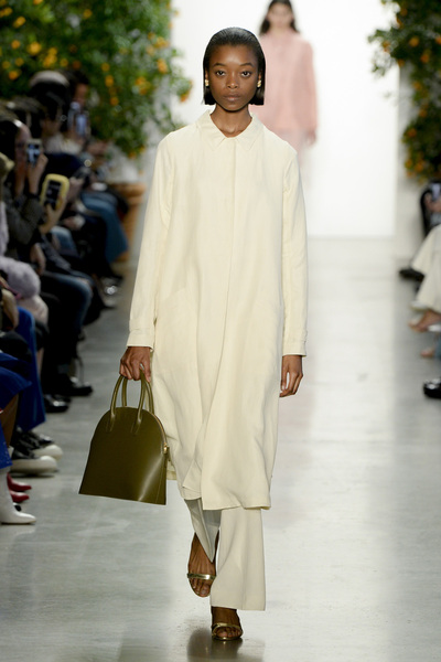 Mansur Gavriel Spring 2018 Ready-to-Wear - Look #5