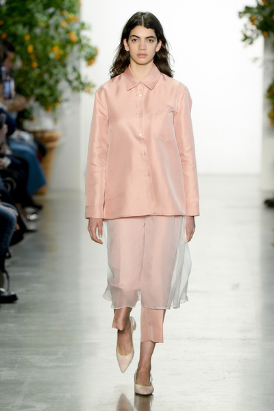 Mansur Gavriel Spring 2018 Ready-to-Wear - Look #6