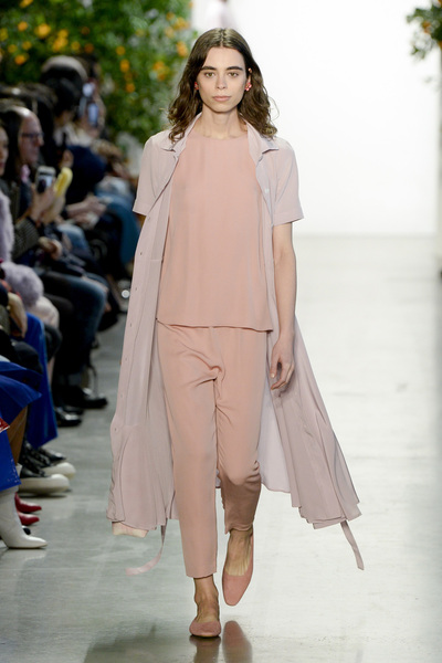 Mansur Gavriel Spring 2018 Ready-to-Wear - Look #7