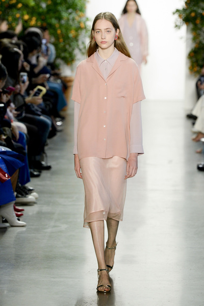 Mansur Gavriel Spring 2018 Ready-to-Wear - Look #9