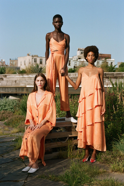 Mara Hoffman Spring 2018 Ready-to-Wear - Look #1