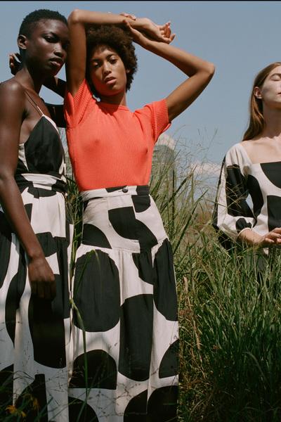 Mara Hoffman Spring 2018 Ready-to-Wear - Look #11