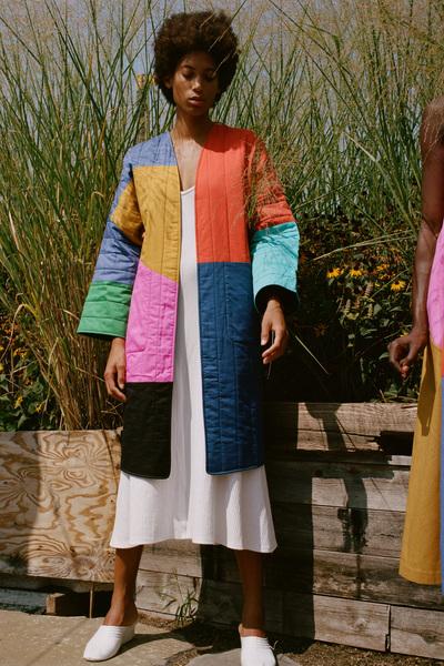 Mara Hoffman Spring 2018 Ready-to-Wear - Look #16
