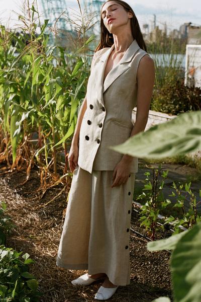 Mara Hoffman Spring 2018 Ready-to-Wear - Look #22