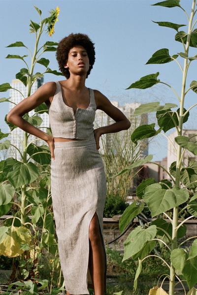 Mara Hoffman Spring 2018 Ready-to-Wear - Look #23