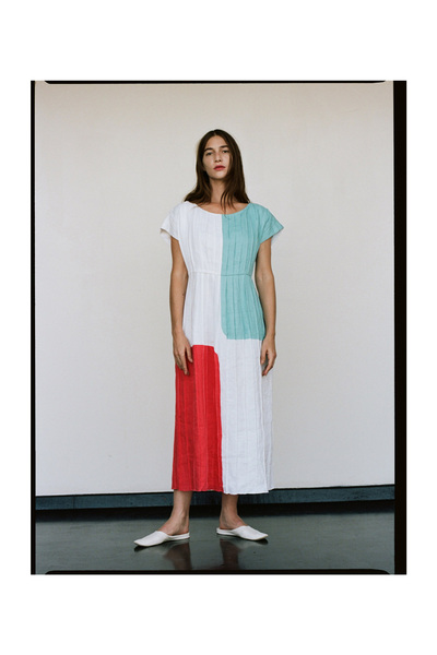 Mara Hoffman Spring 2018 Ready-to-Wear - Look #27