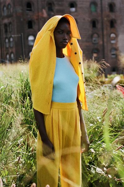 Mara Hoffman Spring 2018 Ready-to-Wear - Look #29