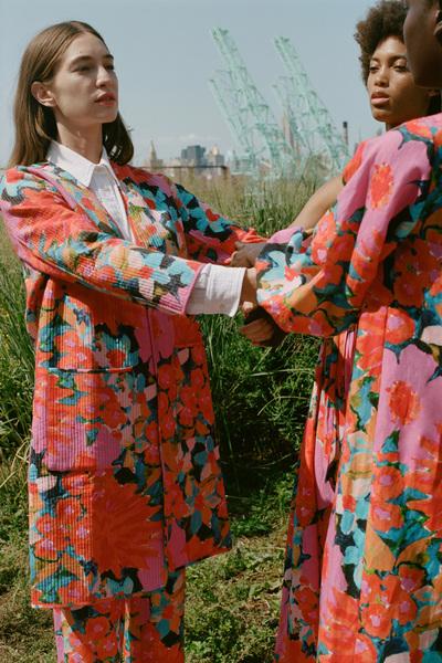 Mara Hoffman Spring 2018 Ready-to-Wear - Look #6