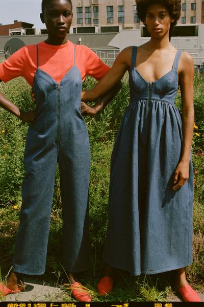 Mara Hoffman Spring 2018 Ready-to-Wear - Look #8