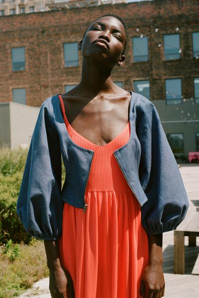 Mara Hoffman Spring 2018 Ready-to-Wear - Look #9