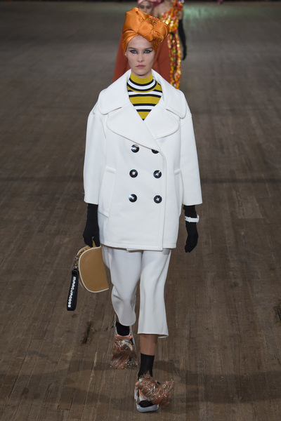MARC JACOBS Spring 2018 Ready-to-Wear - Look #10