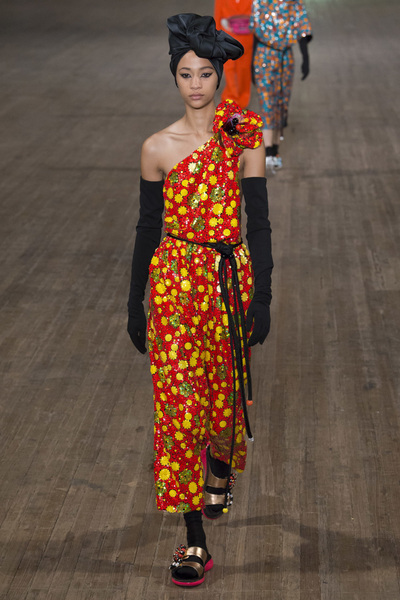 MARC JACOBS Spring 2018 Ready-to-Wear - Look #12