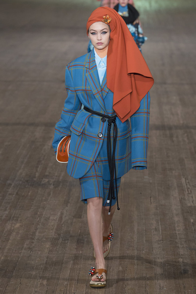 MARC JACOBS Spring 2018 Ready-to-Wear - Look #20