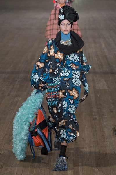 MARC JACOBS Spring 2018 Ready-to-Wear - Look #21