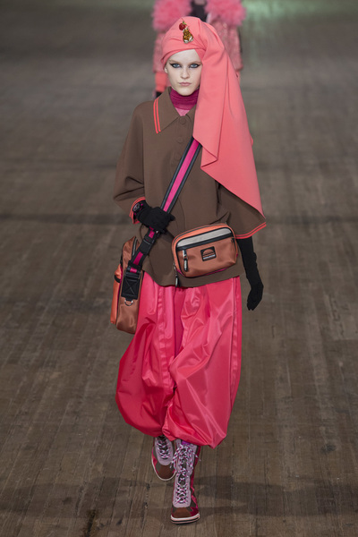 MARC JACOBS Spring 2018 Ready-to-Wear - Look #25