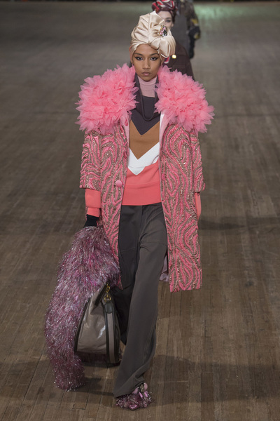 MARC JACOBS Spring 2018 Ready-to-Wear - Look #26