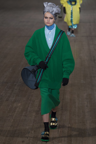 MARC JACOBS Spring 2018 Ready-to-Wear - Look #3