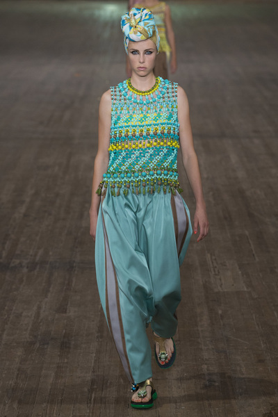 MARC JACOBS Spring 2018 Ready-to-Wear - Look #52