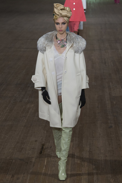 MARC JACOBS Spring 2018 Ready-to-Wear - Look #8