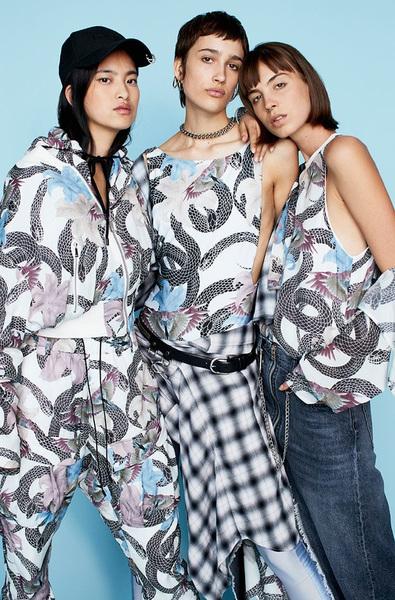 Marcelo Burlon County Of Milan Spring 2018 Ready-to-Wear - Look #10