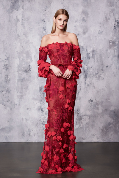 Marchesa Notte Resort 2018 - Look #22
