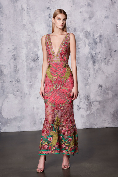Marchesa Notte Resort 2018 - Look #9