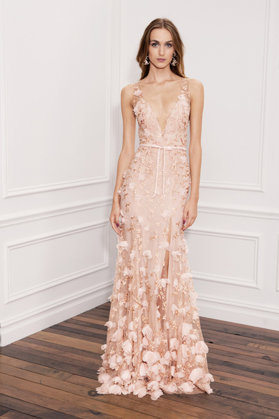 Marchesa Notte Spring 2018 Ready-to-Wear - Look #10