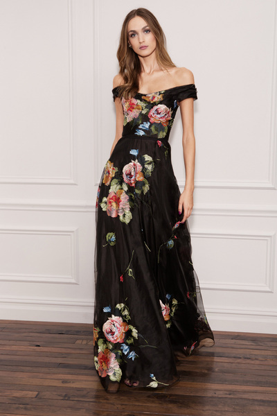 Marchesa Notte Spring 2018 Ready-to-Wear - Look #15