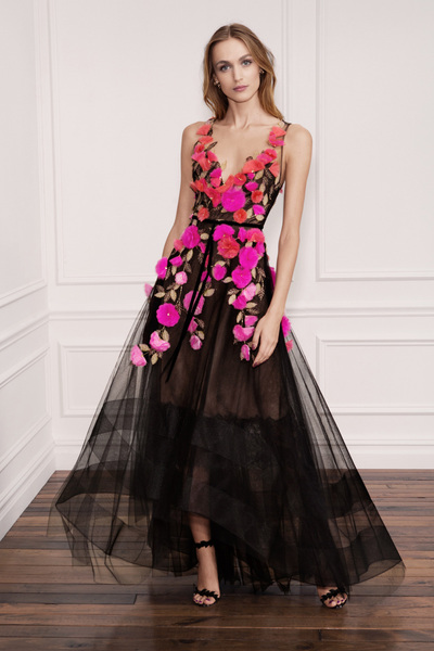 Marchesa Notte Spring 2018 Ready-to-Wear - Look #16