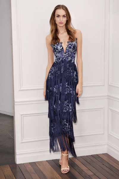 Marchesa Notte Spring 2018 Ready-to-Wear - Look #22