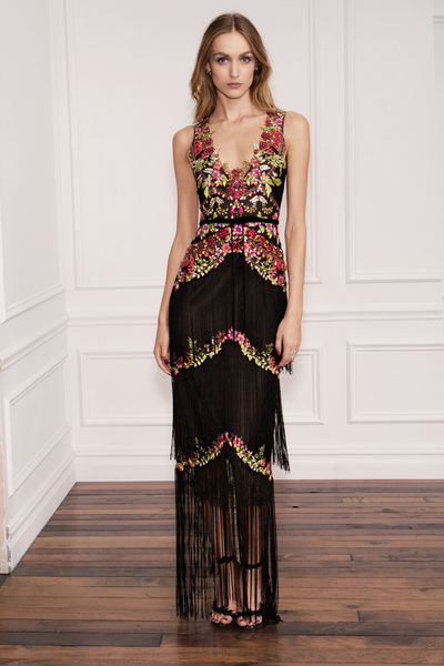 Marchesa Notte Spring 2018 Ready-to-Wear - Look #26