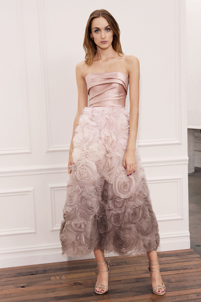 Marchesa Notte Spring 2018 Ready-to-Wear - Look #3