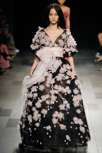 Marchesa Spring 2018 Ready-to-Wear - Look #22