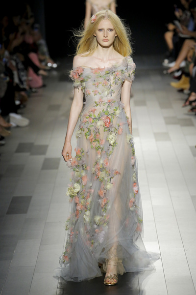 Marchesa Spring 2018 Ready-to-Wear - Look #30