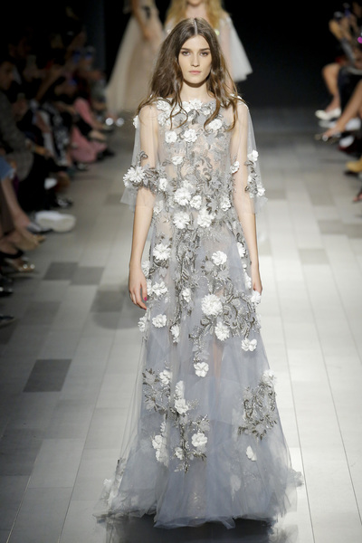 Marchesa Spring 2018 Ready-to-Wear - Look #38