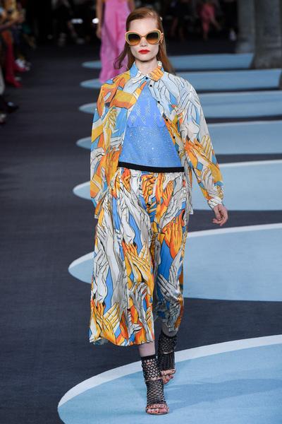 Marco De Vincenzo Spring 2018 Ready-to-Wear - Look #14