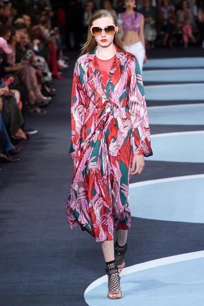 Marco De Vincenzo Spring 2018 Ready-to-Wear - Look #27
