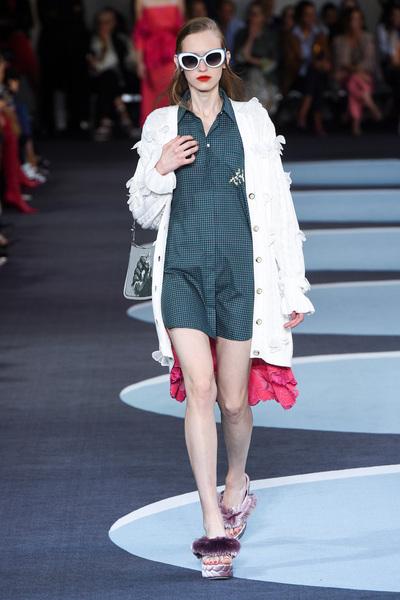 Marco De Vincenzo Spring 2018 Ready-to-Wear - Look #29