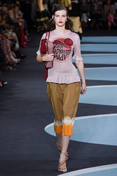 Marco De Vincenzo Spring 2018 Ready-to-Wear - Look #3