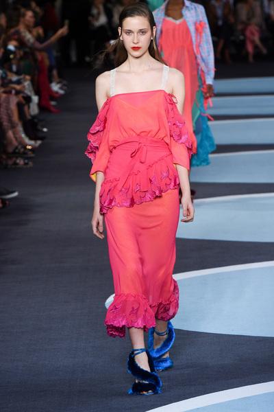 Marco De Vincenzo Spring 2018 Ready-to-Wear - Look #30
