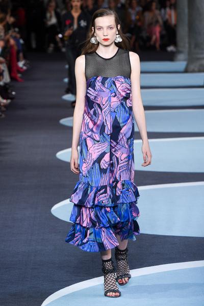 Marco De Vincenzo Spring 2018 Ready-to-Wear - Look #37