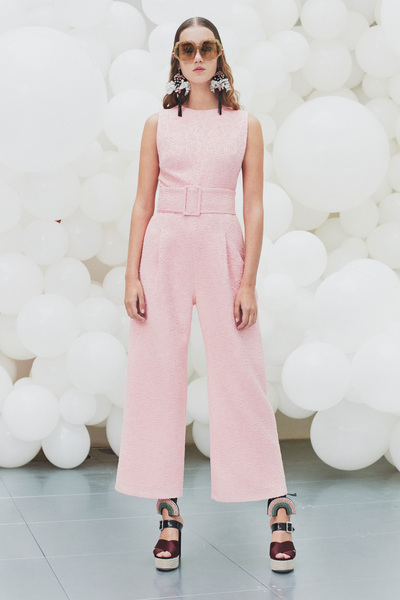 Markus Lupfer Spring 2018 Ready-to-Wear - Look #20