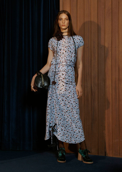 Marni Resort 2018 - Look #19