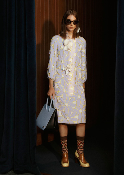 Marni Resort 2018 - Look #22