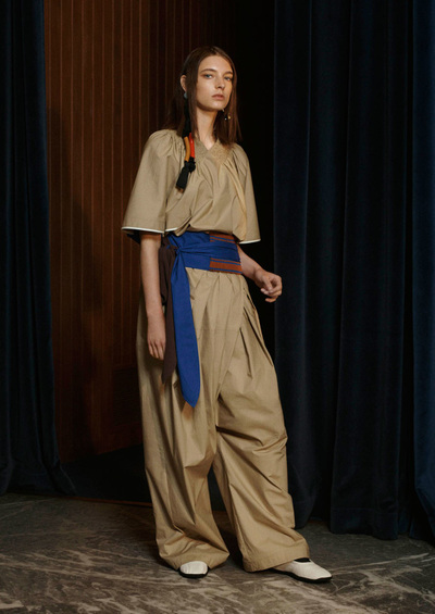 Marni Resort 2018 - Look #6
