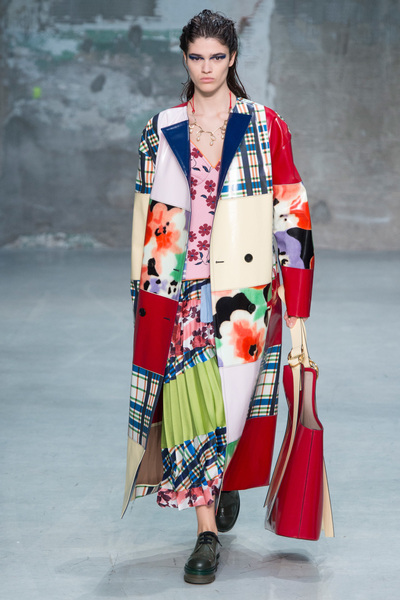 Marni Spring 2018 Ready-to-Wear - Look #24