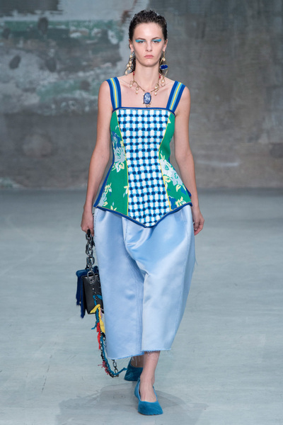 Marni Spring 2018 Ready-to-Wear - Look #3