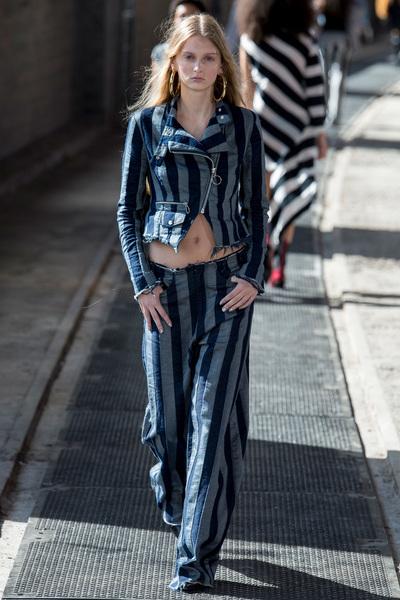 Marques'Almeida Spring 2018 Ready-to-Wear - Look #10
